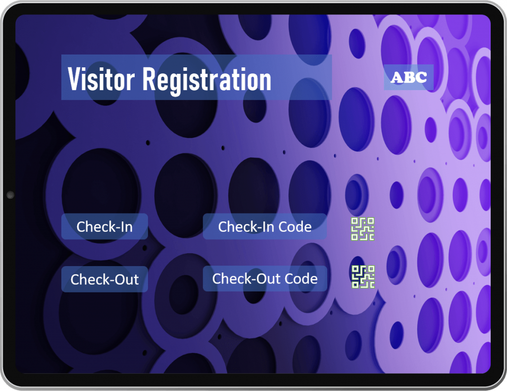 Visitor Registration-ABC