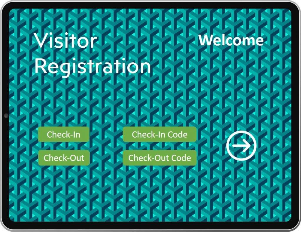 Visitor Registration-Geometric